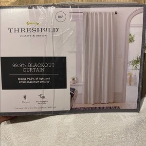 Threshold Blackout Curtain